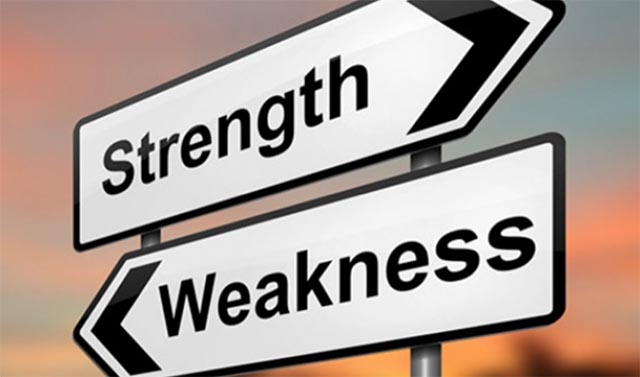 Strong And Weak Spots