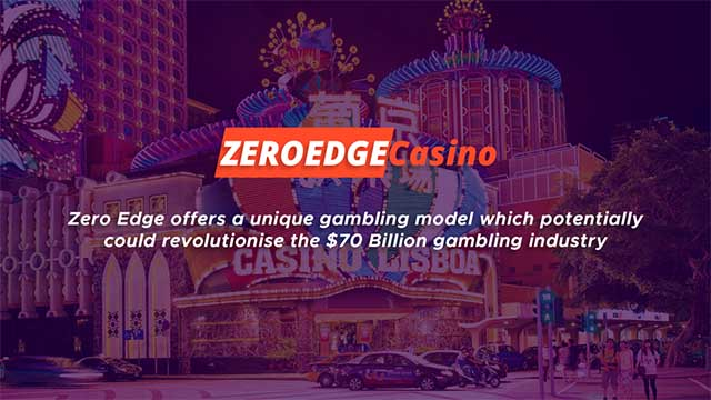 ZeroEdge.Bet - Revolutionary Online Gambling Platform with 0% House Edge Games