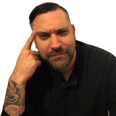 cryptocurrency personality Jason Appleton - better known as Crypto Crow