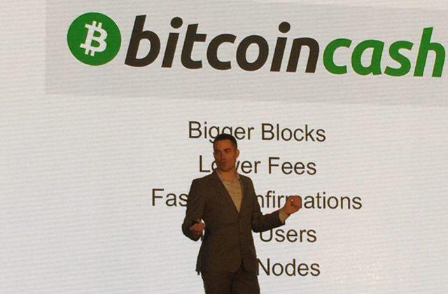 ロジャーVer Bitcoin Cash BCH