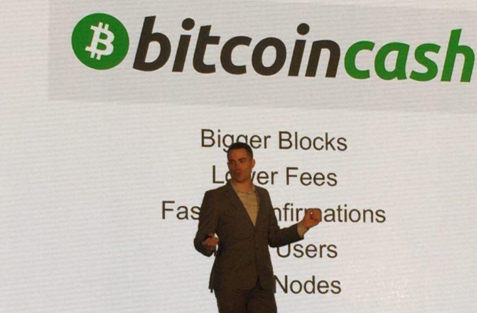 Roger Ver Bitcoin Cash BCH