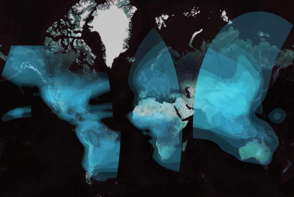 blockstream satellite coverage