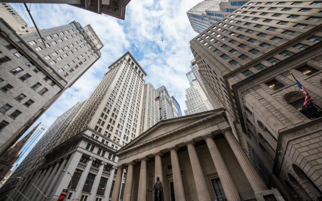 wall street symbiont