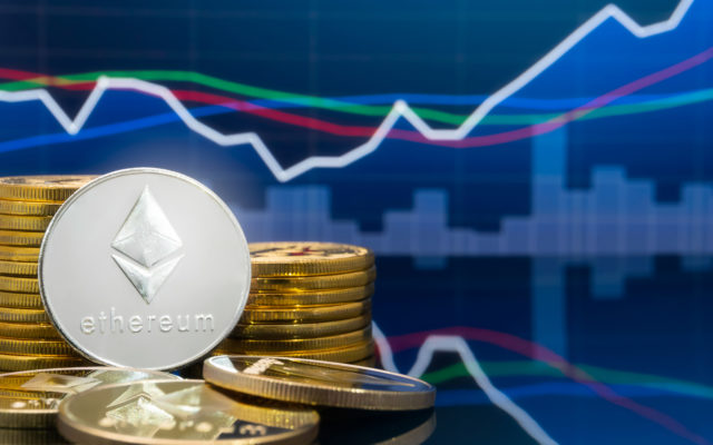 ethererum price rally