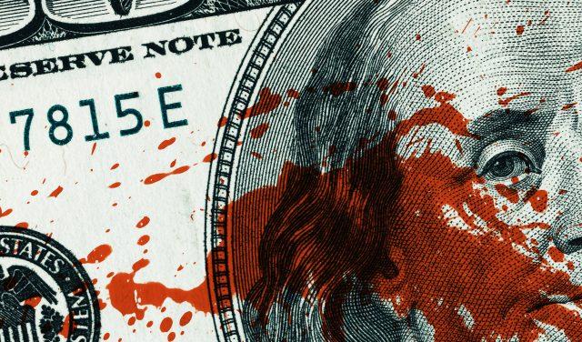 bitcoin bloody dollar revenge greenback Depositphotos 271867326 xl 2015