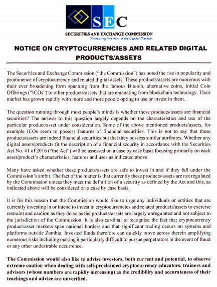 sec statement on cryptocurrencies and initial coin offerings