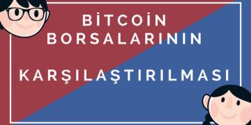 bitcoin borsalarının karşılaştırılması