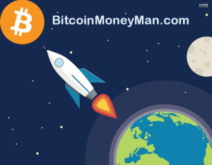 Official Logo Bitcoinmoneyman.com
