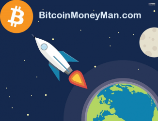 Bitcoin Money Man