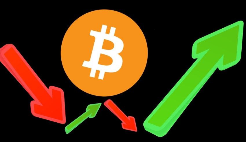 Bitcoin Bounces Back Increasing $1,000 in One Hour, Sets $1.2B Trading Volume Record