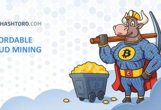 PR: Hashtoro: Cloud Mining for Bitcoin, Litecoin and Ethereum