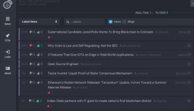 CoinSpectator: Top-Rated Cryptocurrency and Blockchain News Aggregator