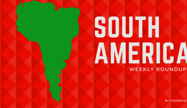 South America: Crypto and Blockchain News Roundup 31st March to 6th April, 2019