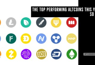 The Top Performing Altcoins This Year So Fa