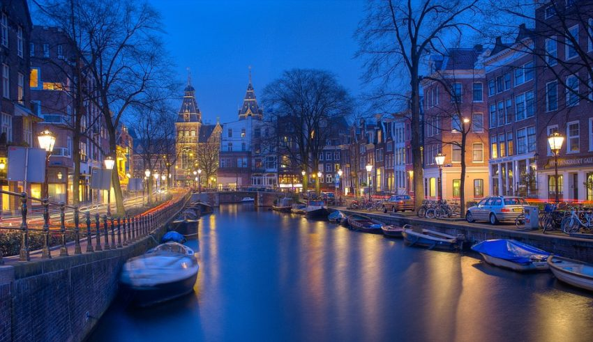 Brock Pierce Buys Converted Amsterdam Chapel for <img width=