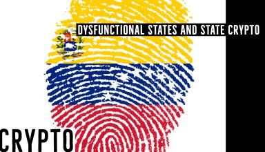 Dysfunctional States Crypto