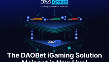 DAOBet iGaming Solution Mainnet