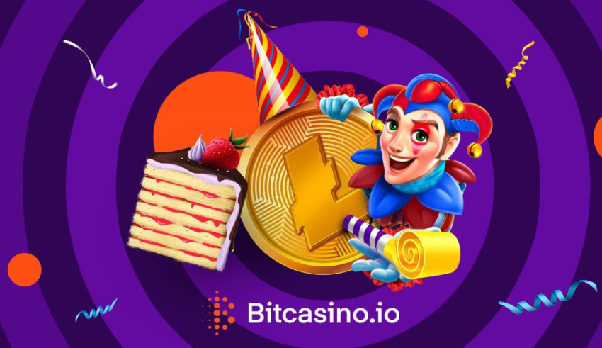 Bitcasino Birthday Bash