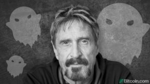 John McAfee Launches Ghost Phone Service to Supplement His Cryptocurrency and Exchange