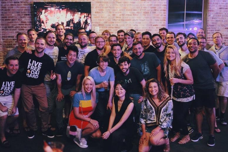MakerDAO team image via Twitter