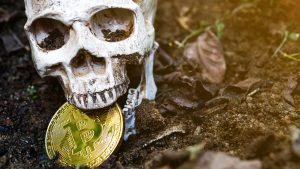 Bitcoin Obituaries Lists Another Crypto Eulogy, 2020 BTC Deaths in the Single Digits
