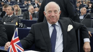 Former EU Parliament Member Godfrey Bloom Who Calls Banking System a Scam Bought His First Bitcoin