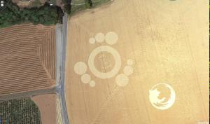 Bitcoin Crop Circles