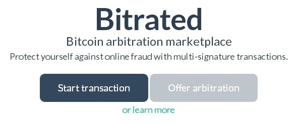 Bitrated Logo