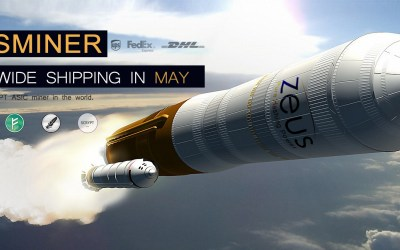 ZeusMiner Announces The First Scrypt ASIC Miners To Ship Worldwide