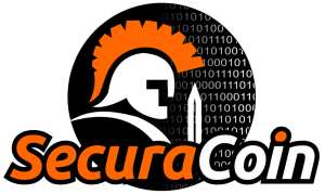 SecuraCoin Rectangle Logo