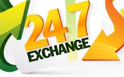 Bitcoin To Credit Card: 247exchange.com Makes Converting Bitcoin To Fiat Easy
