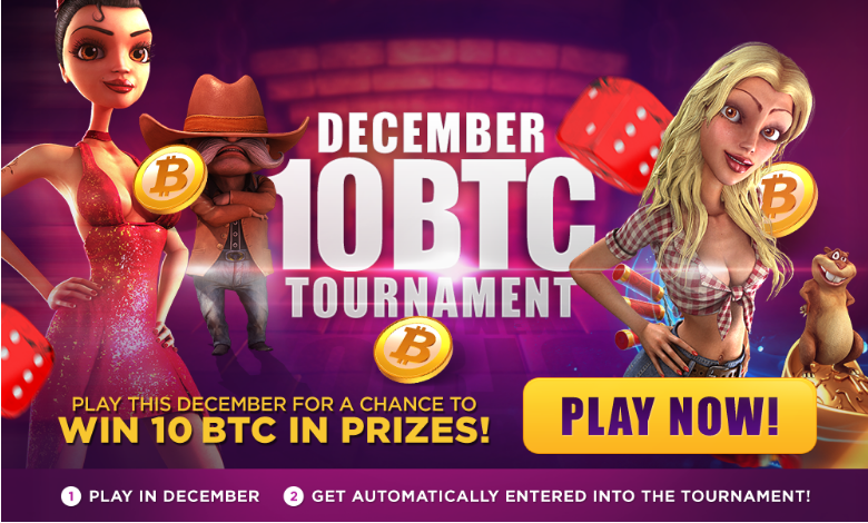 Free 10 BTC Tournament Entry at mBit Casino