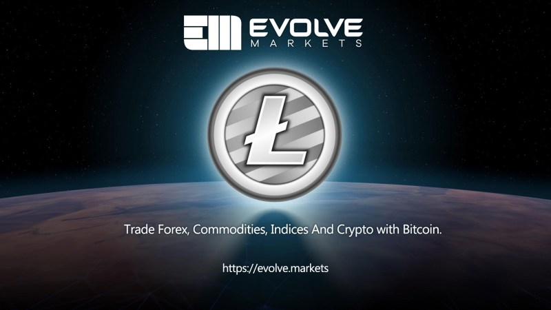 Bitcoin PR Buzz Evolve Markets LTC BTC USD
