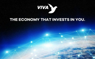 Blockchain Startup VIVA Officially Launches the VIVAconomy, Announce Crowdsale