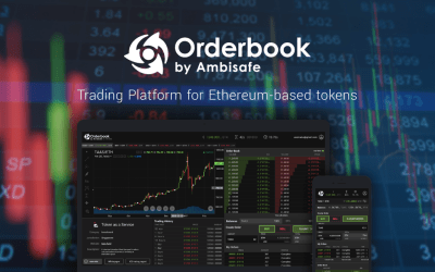 Ambisafe Announces Orderbook – an Innovative Trading Platform for Ethereum-based ICO Tokens