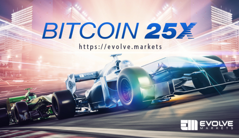 Bitcoin PR Buzz Platform Evolve Markets