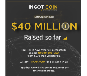 INGOT COIN Press Release