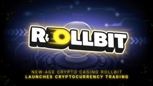 New-Age Crypto Casino Rollbit Launches Cryptocurrency Trading