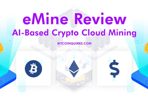 eMine Review - Crypto Cloud Mining