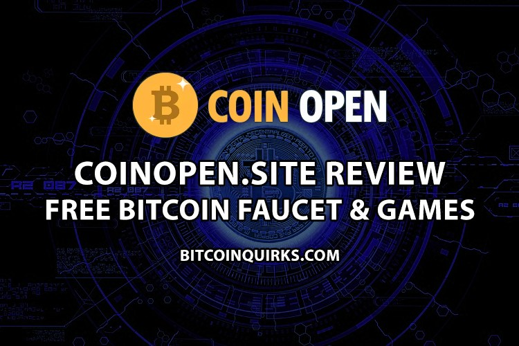 Coin Open Review