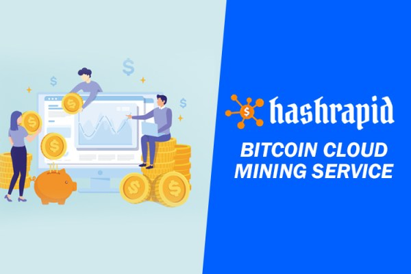 Hash Rapid Bitcoin Cloud Mining Service