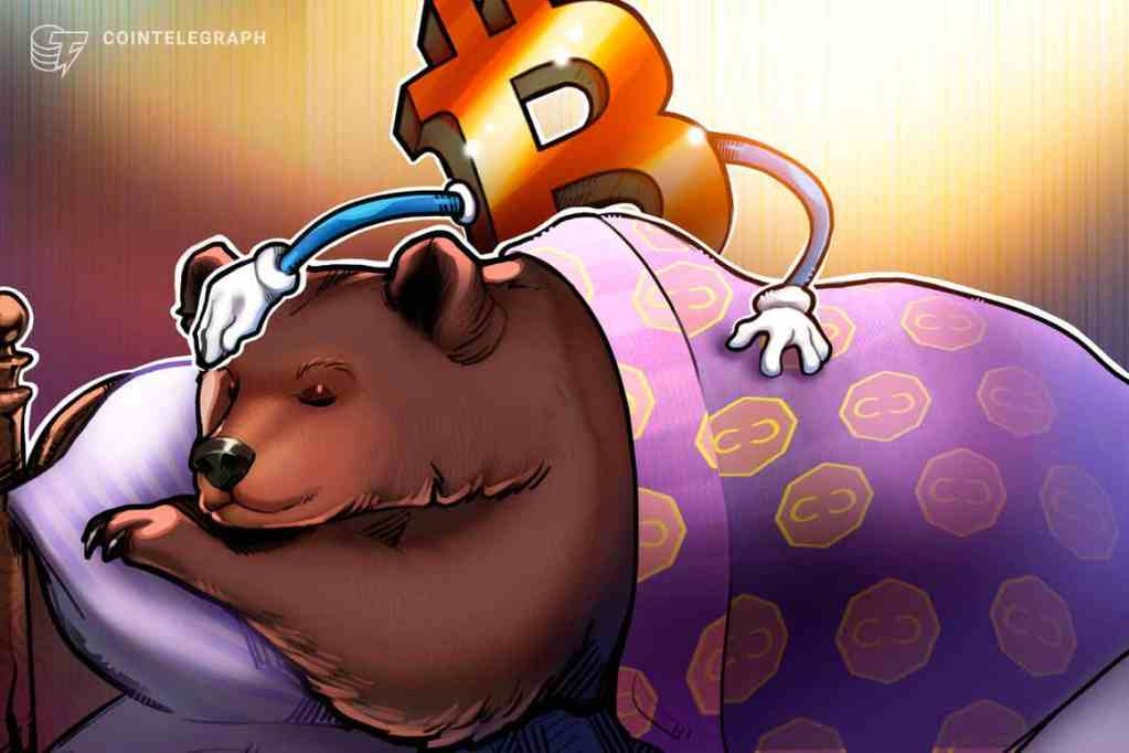 'All bears will die' — Bitcoin metric prepares to flip green for the first time in 6 months