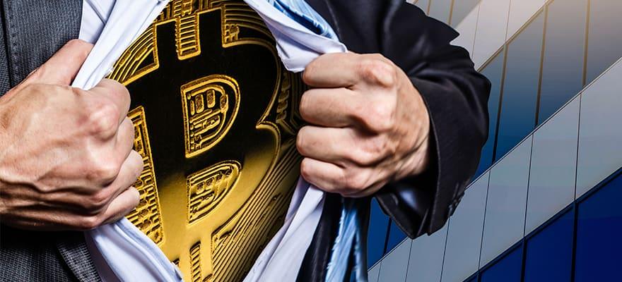 Bitcoin Market Cap Crosses $1.1 Trillion