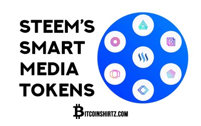 STEEM Launches Smart Media Tokens