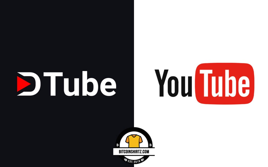 Follow Bitcoinshirtz.com Founder On DTube & YouTube!