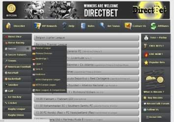 Bet on all of major European football leagues