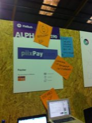 piixpay-websummit-booth