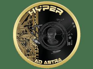 Hyper Logo Coin