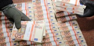 Counterfeit Euros in Portugal