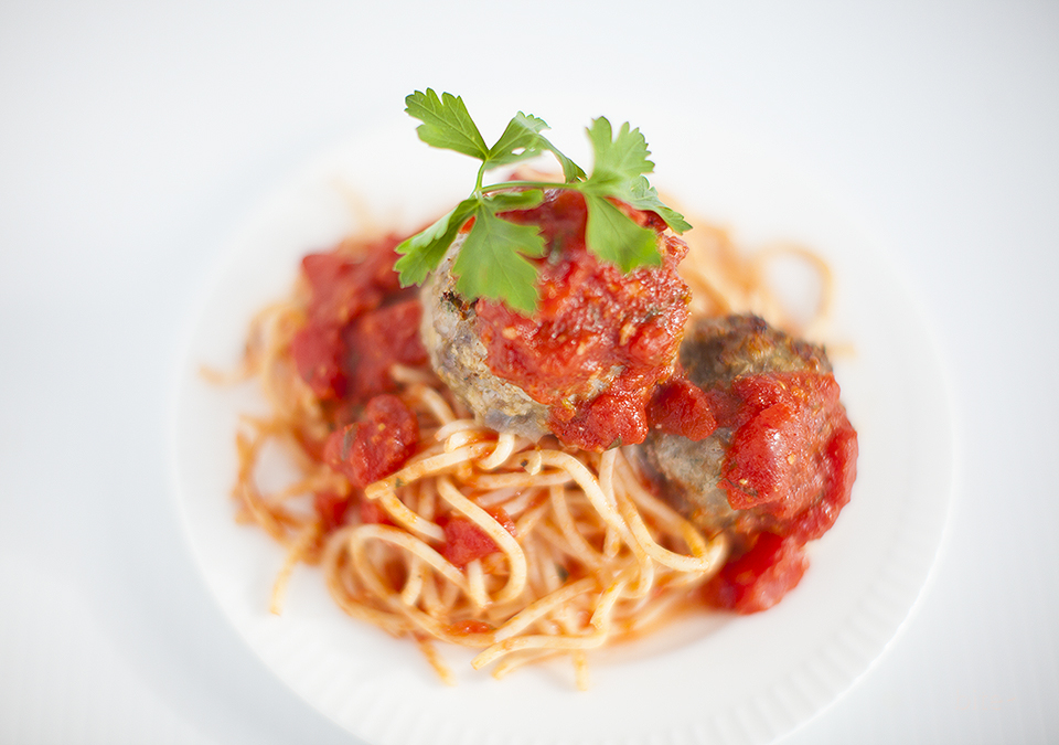 MEATBALLS – learn to make them moist and tender